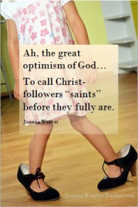 Optimism of God poster 2